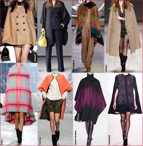 Пальто осень-зима 2014/2015