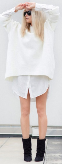 Как подобрать платье-рубашку