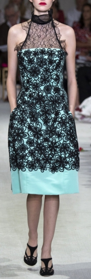 Как подобрать платье с американской проймой