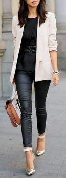 Узкие укороченные брюки