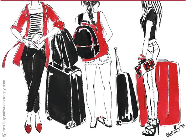 Как одеваться для перелёта