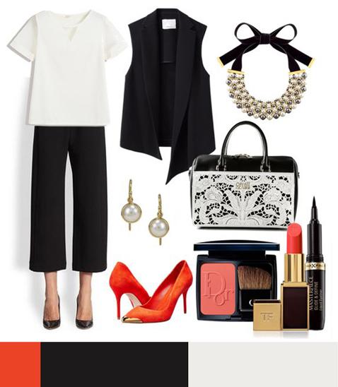 Black&White&Orange