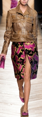 Как подобрать юбку-миди