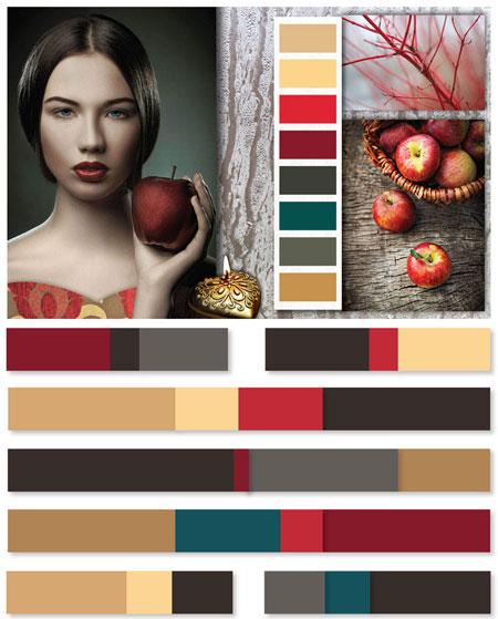 Модные цвета Осень-Зима 2014/15