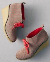 Ботинки чукка