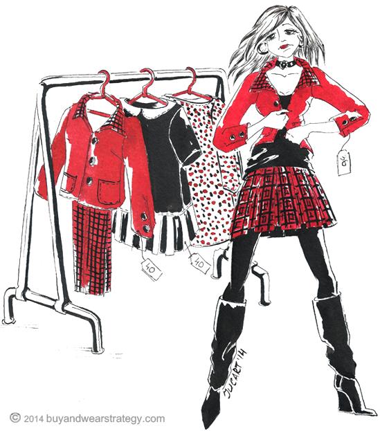 Как подобрать одежду правильного размера