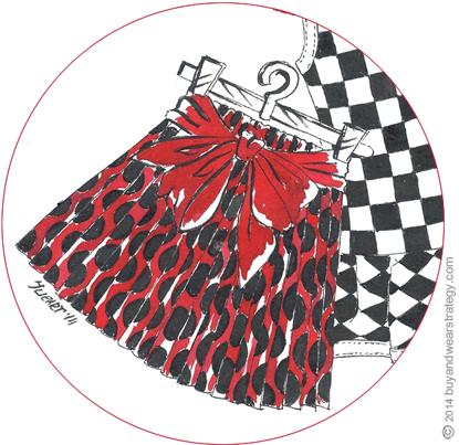Как носить зимой летние юбки