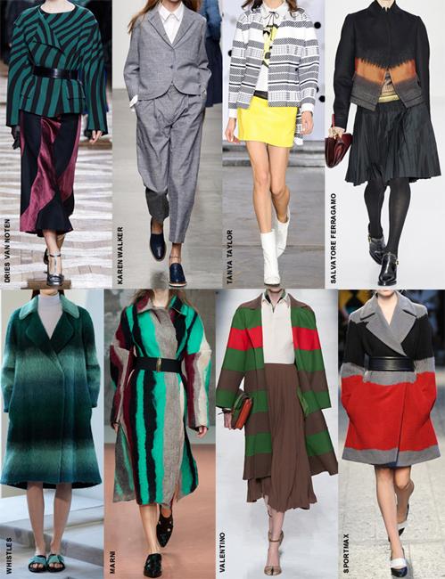 Модные принты зима 2014-2015