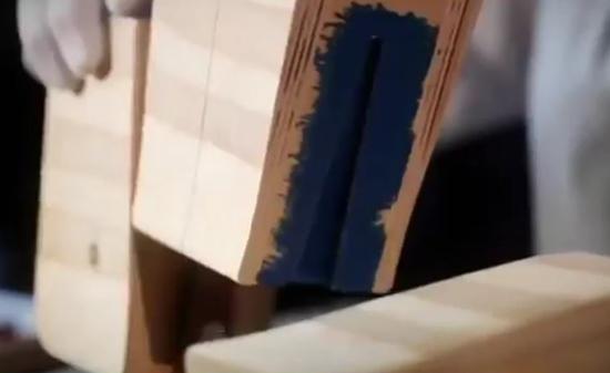 Процесс создания сумки Miss Dior