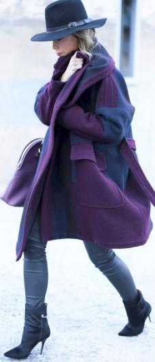 Модные цветовые сочетания