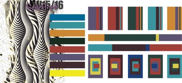 Цветовые сочетания Осень-Зима 2015/16
