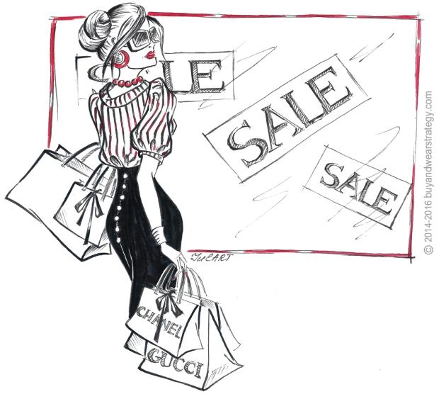 Что купить на распродажах