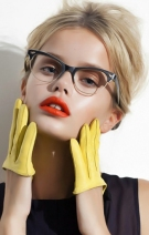 Очки и макияж