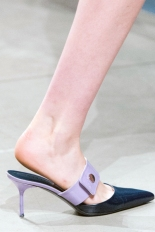 Модные цвета в обуви Весна-Лето 2016