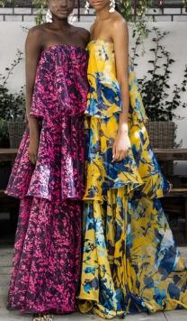 Модные платья лето 2016