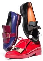 Как одеваться для перелёта. Обувь и аксессуары