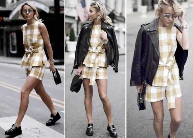 Look of the day: короткие шорты